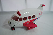 Sanrio Hello Kitty Jet White/Pink Play Airplane