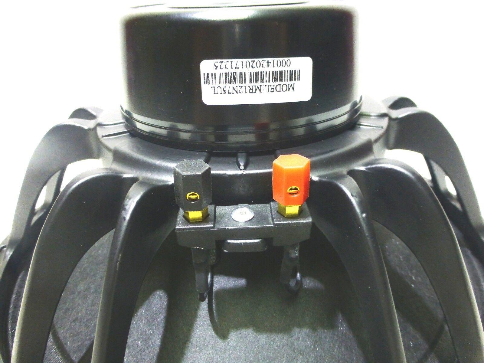 Altavoz Altavoz Altavoz Woofer de Neodimio 12.5  de reemplazo para Mackie SRM-450, V1 o V2, C300 f77e82