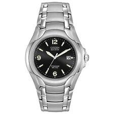 Citizen Eco-Drive Titanium BM6060-57F Wrist Watch for Men