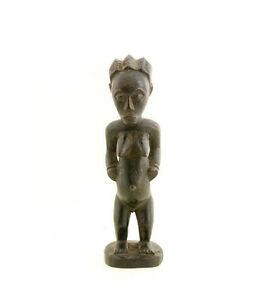 Statue-Fetish-Woman-Baoule-Cote-D