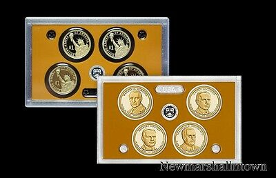 2014 P Presidential Dollar Harding Coolidge Hoover Roosevelt FDR Native $5 Set s