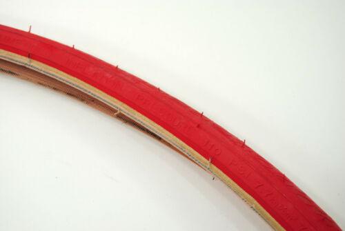KENDA K176 Road Bike tire 700 x 23 C 700x23 rouge