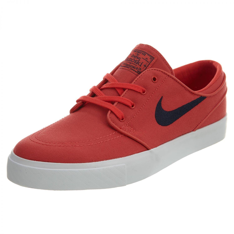 Nike sb zoom stefan janoski skateboard - uomini 615957-642 dimensioni nuove scarpe rosse
