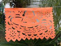 Papel Picado Mexican Fiesta Medium. Papel Picado Fiesta Mexicana