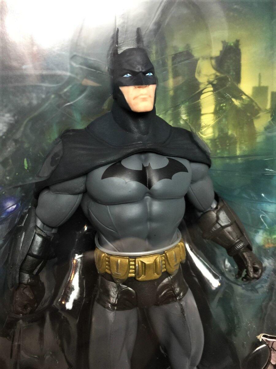 Batman arkham city series 3 dc comics action - figur - selten in perfektem zustand