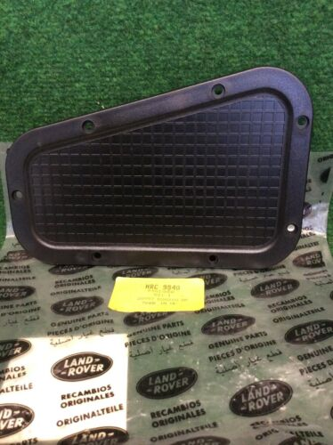 Genuine Land Rover Defender-Wing Top Air Intake Plaque d/'obturation MRC9940 AWR2216