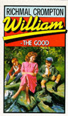 """""""AS NEW"""" Crompton, Richmal, William the Good Book"""