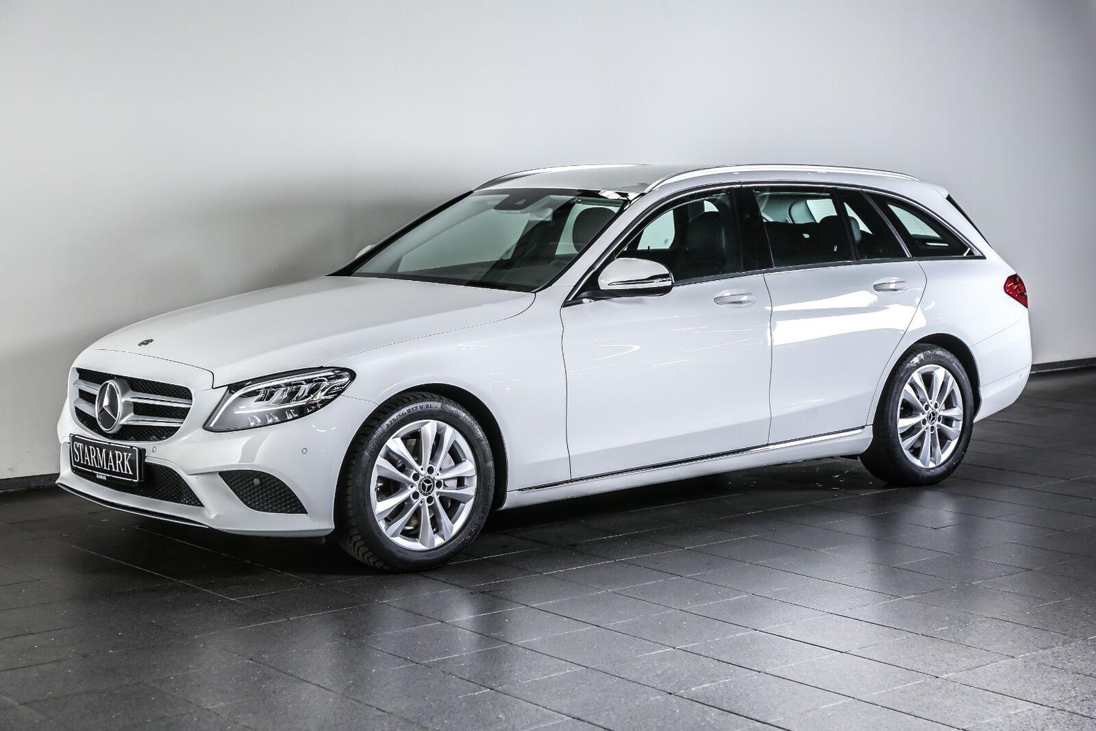 Mercedes C300 d 2,0 Avantgarde stc. aut. 5d - 499.900 kr.
