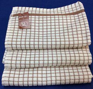 Image Is Loading Samuel Lamont Poli Dri Kitchen Tea Towels White