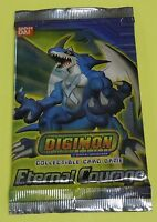 Hasbro Digimon Collectible Card Game Eternal Courage Booster Pack - 045557144739
