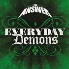 Everyday Demons by The Answer (Northern Ireland) (CD, Oct-2013, Napalm Records)