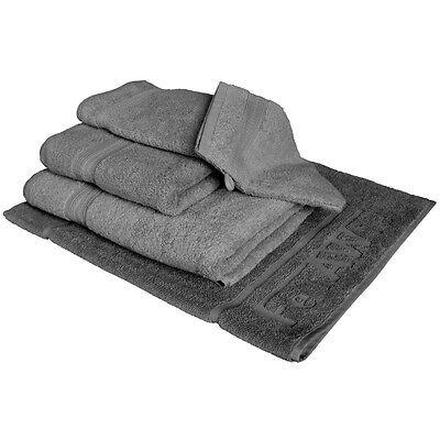 Handtuch Set grau der FelAWie ForMat Serie zum selbst erstellen