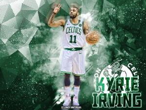 "096 Kyrie Irving - BOSTON CELTICS NBA MVP 31""x24"" Poster"