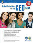 GED(R)Test, Rea's Total Solution for the 2014 GED(R) Test by MR Stephen Reiss, Stacey A Kiggins, Lisa Mullins, Laurie Callihan (Paperback / softback, 2013)