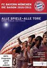 FC Bayern München - Die Saison 2010/2011, 1 DVD (2011)