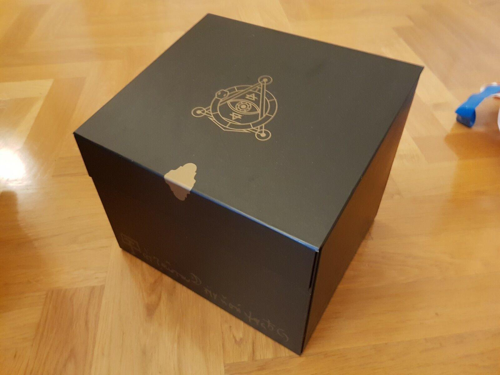 The Enigma Box - Riddles - BoardJuego - KickEstrellater