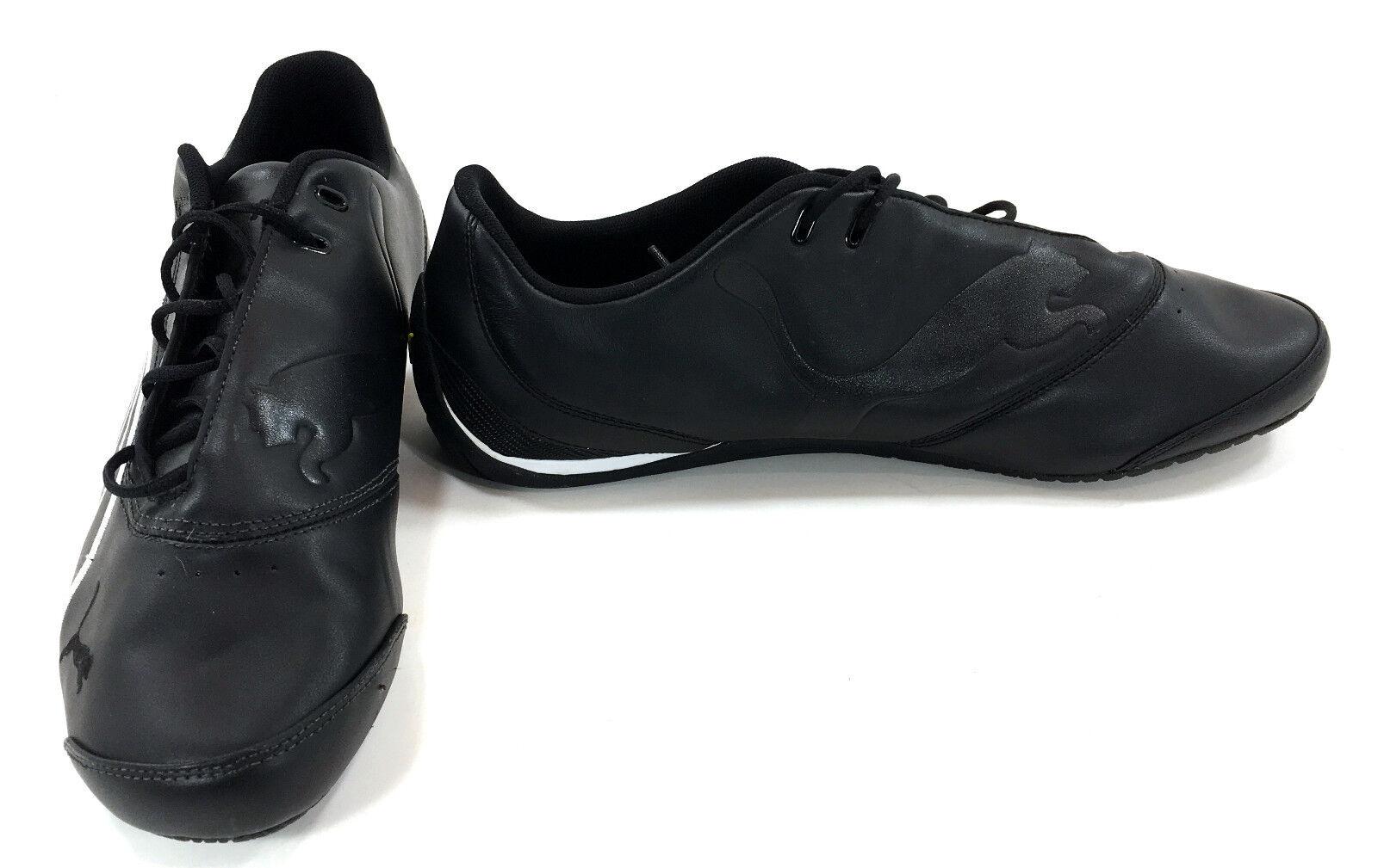 Puma Shoes Drift Cat III 3 SF Ferrari Black/Yellow Sneakers Comfortable