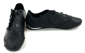 410f2f21cf20 Puma Shoes Drift Cat III 3 SF Ferrari Black Yellow Sneakers Size 12 ...