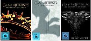 Game of Thrones Staffel 2-4 (2+3+4) DVD Set NEU OVP