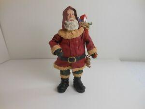 Santa-clause-figurines