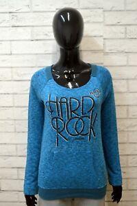 HARD-ROCK-Donna-S-Maglione-Felpa-Maglia-Pullover-Cotone-Sweater-Woman-Cardigan