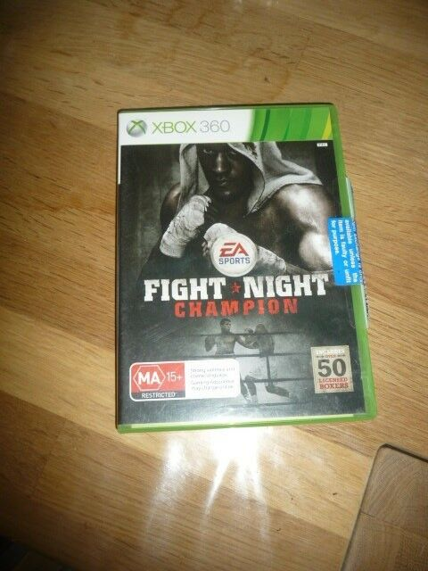 Fight night champion, Xbox 360, anden genre