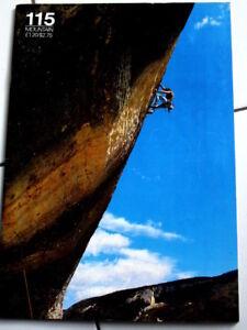 115 Mountain Magazine Escalade Alpes Alpinisme-afficher Le Titre D'origine