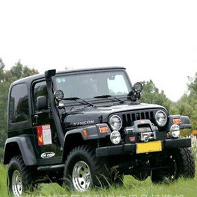Air Ram Intake System Snorkel Kit For Jeep Wrangler TJ YJ 4x4 1999-2006 off road