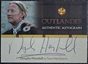 Cryptozoic-Outlander-Season-1-Douglas-Henshall-Taran-DH-Autograph-Trading-Card