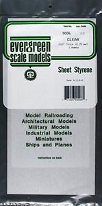 9006-Clear-Sheet-010x6x12-2-Styrene-by-Evergreen-Scale-Models-EVG9006