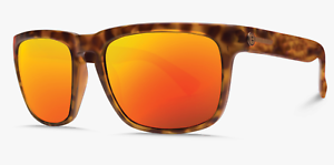 fd8c634cc0 Image is loading NEW-Electric-Knoxville-Sunglasses-Matte-Tort-Tortoise-Ohm-