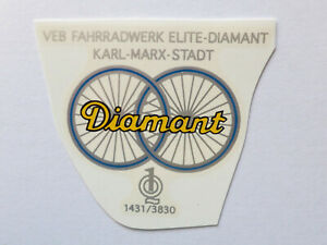 Accessoires & Fanartikel Beliebte Marke Veb Elite Diamant Schriftzug Wasserabziehbild Abziehbild 59x48 Mm 88930d SchöN Und Charmant