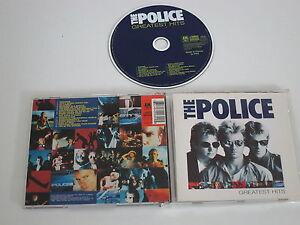 The-Police-Greatest-Hits-A-amp-M-Records-Ltd-540-030-2-CD-Album-De