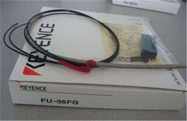 1PC New Keyence Fiber Optic Sensor FU-35FG FU35FG