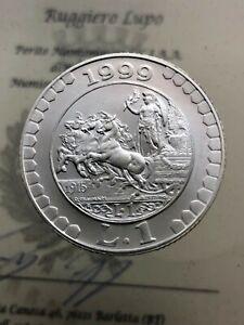 1-Lira-Quadriga-Briosa-1999-der-Republik-Italienisch-Gedenkmuenzen-Geschichte