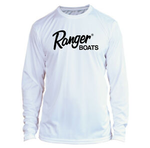 Ranger Boats Long Sleeve Microfiber UPF Fishing Shirt