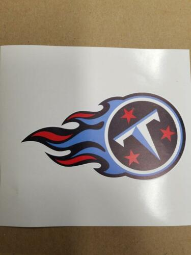 Tennessee Titans cornhole board or vehicle decal TT2 s
