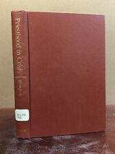 PRIESTHOOD IN CRISIS By Most Rev. Joseph J. Blomjous - 1969, Catholic