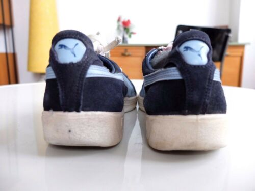 Blue '70 Scarpe True Puma Sneakers Uk 5 sportive Sneakers 5 anni Cult vintage Dallas Vintage tcTZnqwxZB