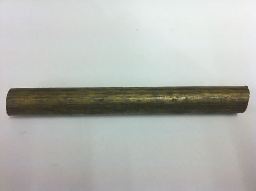 1 inch dia 26mm x 200mm long bronze bar SAE660