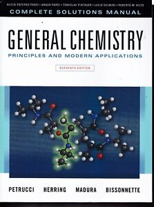 General-Chemistry-Principle-amp-Modern-Applications-11th-Complete-Solutions-Manual