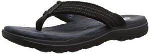 Skechers-Mens-EVENTED-ARVEN-Flip-FlopWide-US-Select-SZ-Color