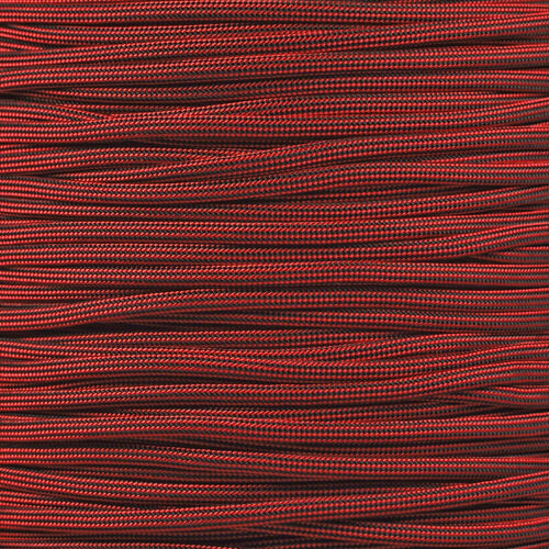 Red /& Multicolor 550lb Commercial Grade Paracord Parachute Rope 10/' 25/' 50/' 100/'
