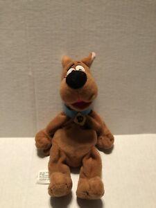 Warner Bros Studio Store Scooby Doo beanbag beanie plush 1999 Hanna Barbera toy
