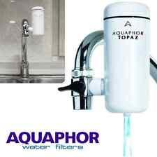AQUAPHOR TOPAZ Faucet Tap Drinking Water Filter 750 Litres