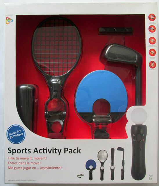Kit Sports Activity PSMove PS3