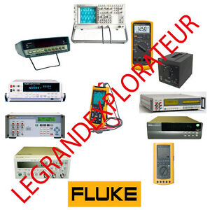 fluke hydra series ii service manual