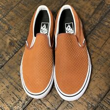 e81a31f1883911 item 3 Vans CLASSIC SLIP ON Embossed Suede Sequoia Men s SZ 9 VN0A38F7U7G -Vans  CLASSIC SLIP ON Embossed Suede Sequoia Men s SZ 9 VN0A38F7U7G