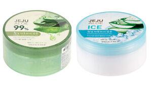 THE-FACE-SHOP-Jeju-Aloe-Fresh-Soothing-Gel-amp-Ice-Gel-300ml
