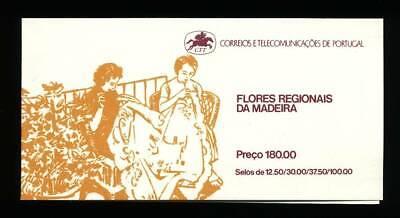 Portugal Madeira Markenheft Nr.3** Blumen Seien Sie Im Design Neu Praktisch 170854 Portugal & Kolonien